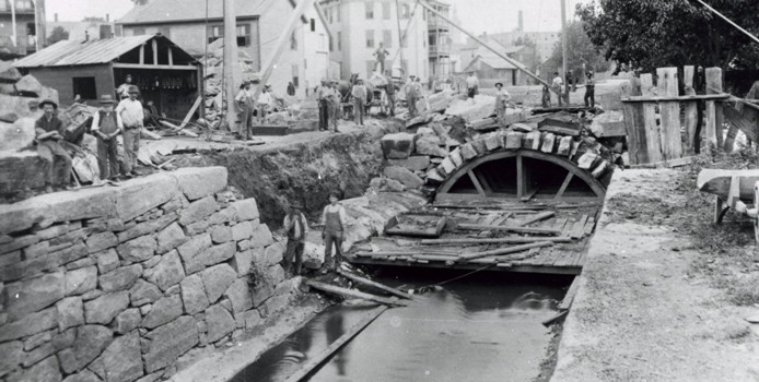 Highway of Commerce: The Blackstone Canal