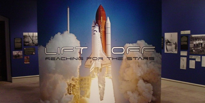 LIFT OFF: Reaching for the Stars