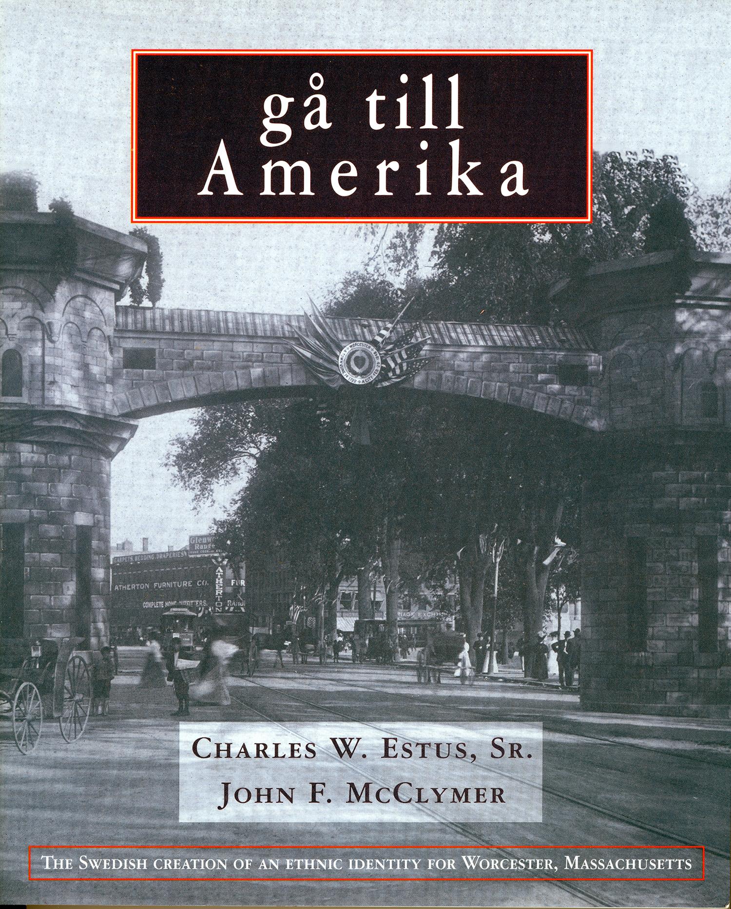 Ga till Amerika by Charles W. Estus and John F. McClymer