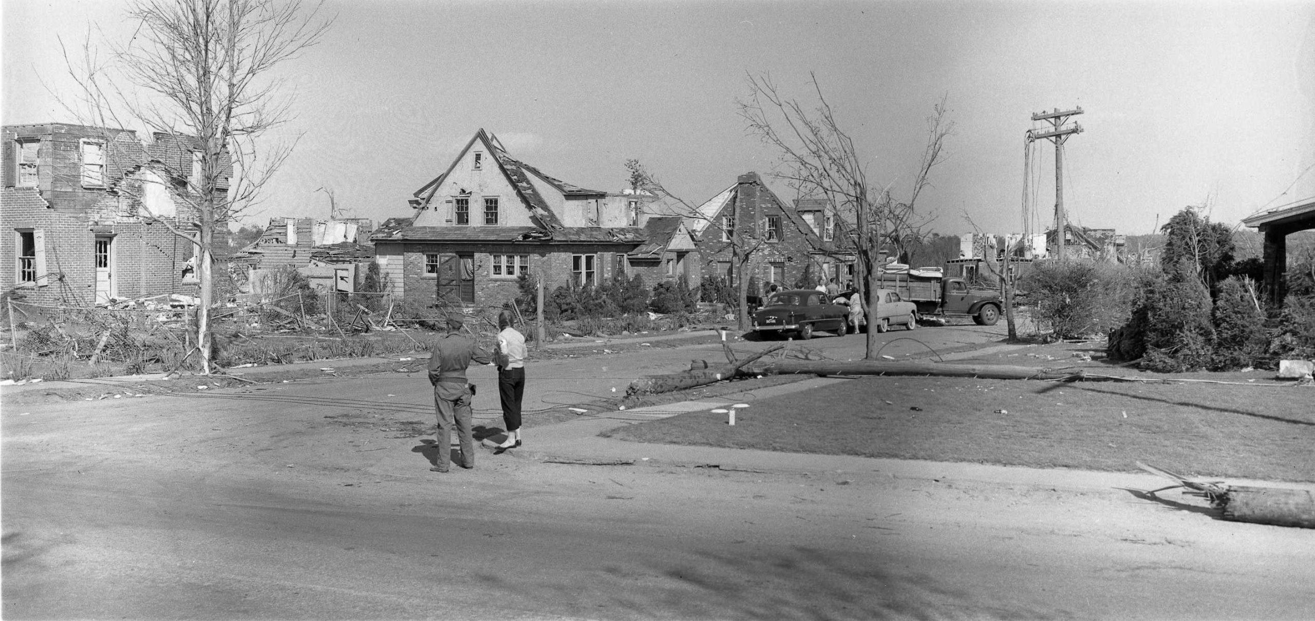 Tornado of 1953