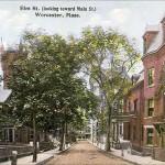 Elm Street, Worcester, Mass.
