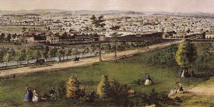 Worcester in the 19th Century