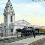 Union Station, Worcester, Mass.