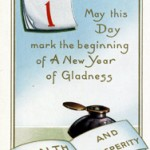 May this Day mark the beginning of A New Year of Gladness