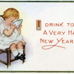 Drink to A Very Happy New Year