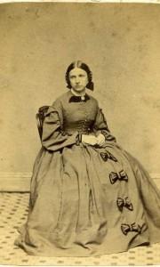 Emily Mayo Ward, 1861