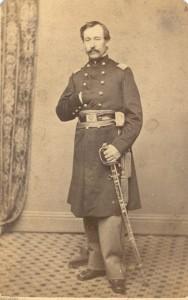 Lt. Col. George Hull Ward, 1861