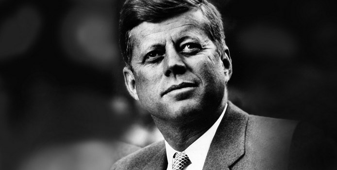 Discovering JFK in Worcester