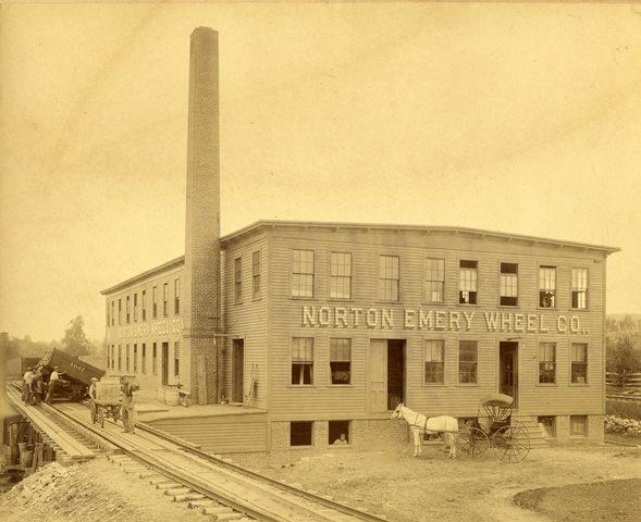 Norton Emery Wheel Company