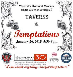 Taverns & Temptations