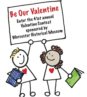 """""""Be Our Valentine"""" Contest"""