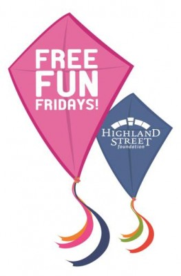 Free Fun Friday August 7 2015