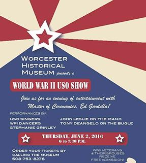 World War II USO Show