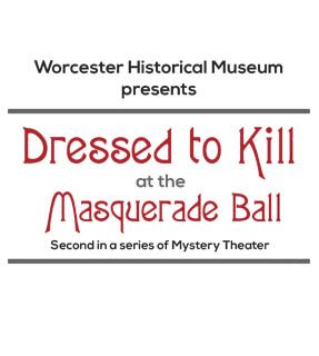 WHM Presents: Dressed to Kill at the Masquerade Ball