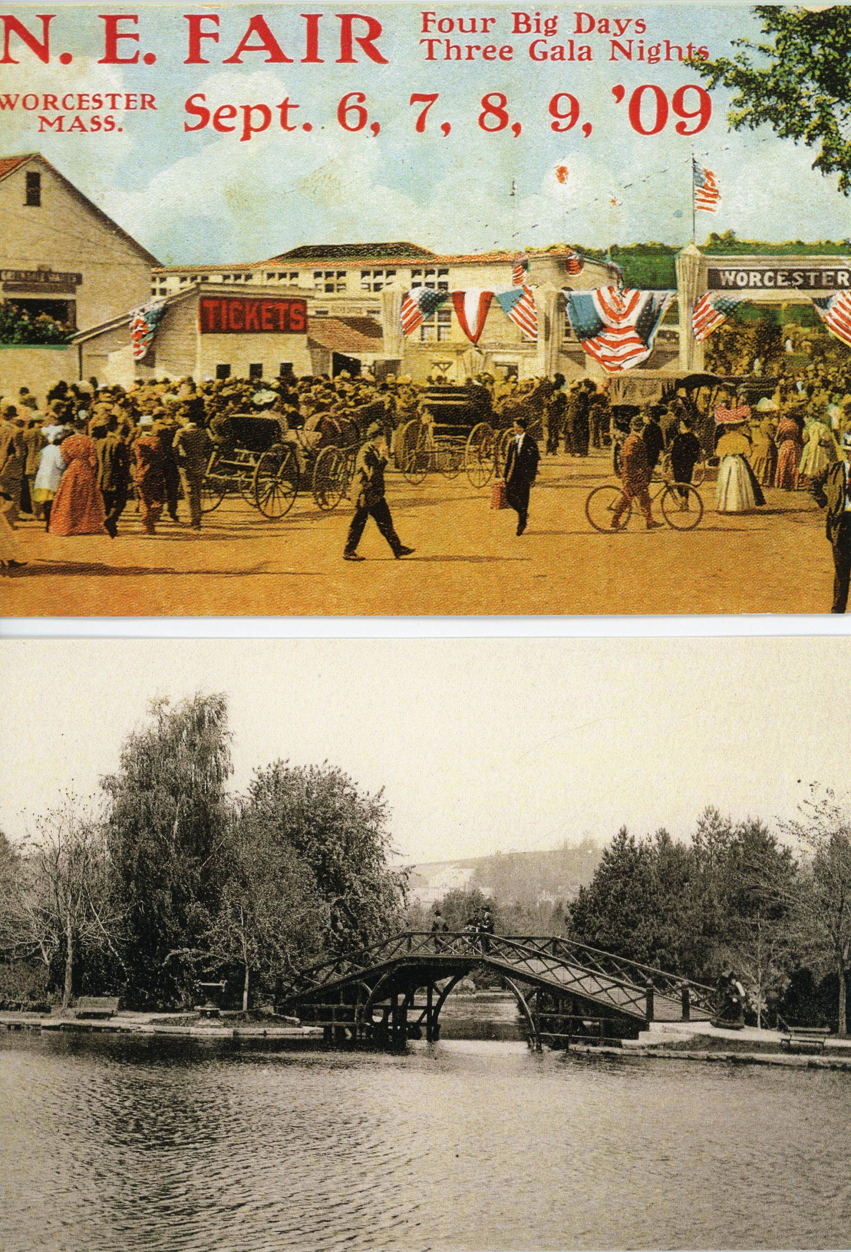 Worcester Postcards