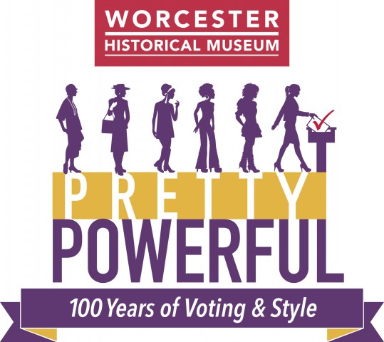 PRETTY POWERFUL: 100 Years of Voting & Style