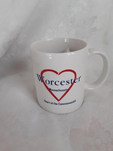 I Heart Worcester Mug