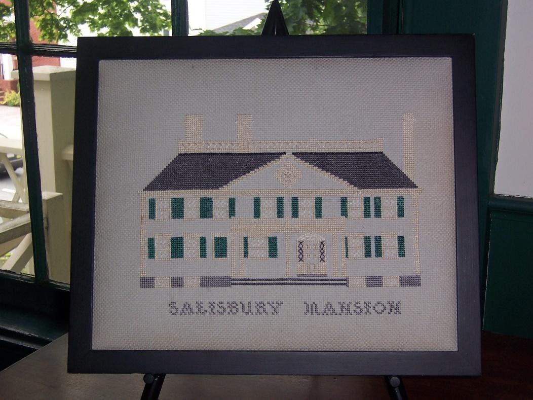 Saliabury Mansion Sampler kit