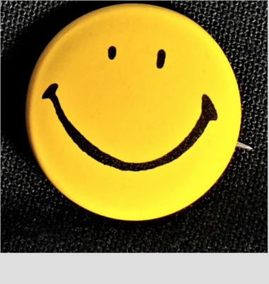 SMILEY LOGO CONTEST—                             Harvey Did It, So Can You